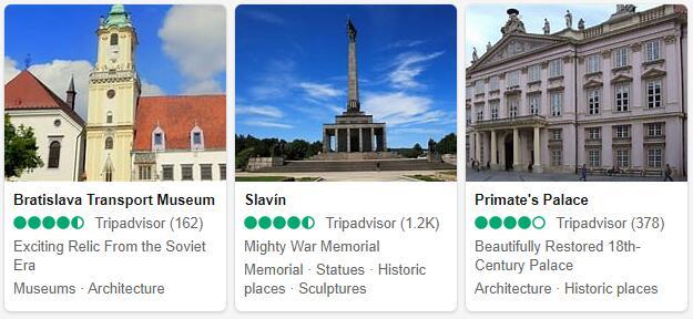 Bratislava Attractions 2