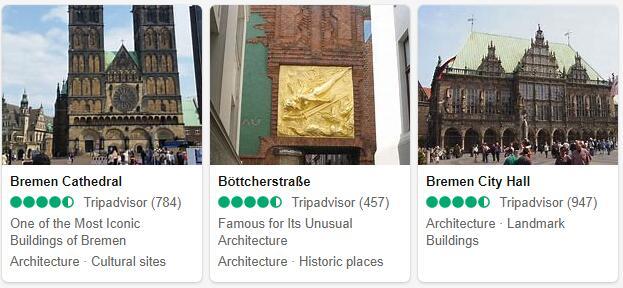 Bremen Attractions