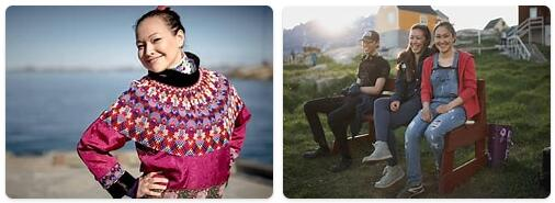 People in Greenland