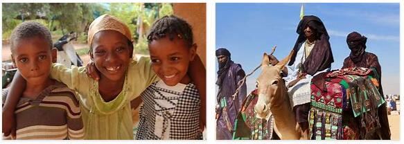 People in Niger