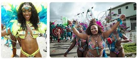 People in Antigua and Barbuda