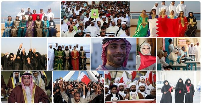 People in Bahrain