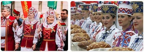 People in Belarus