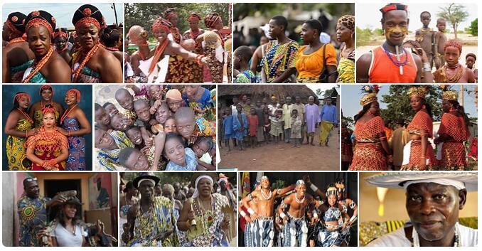 People in Benin