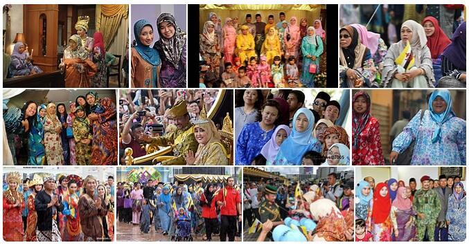 People in Brunei