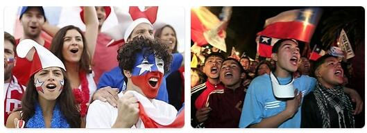 People in Chile