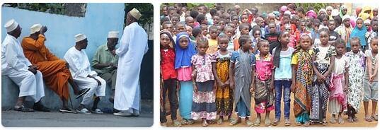 People in Comoros