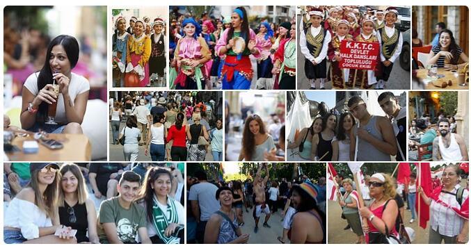 People in Cyprus
