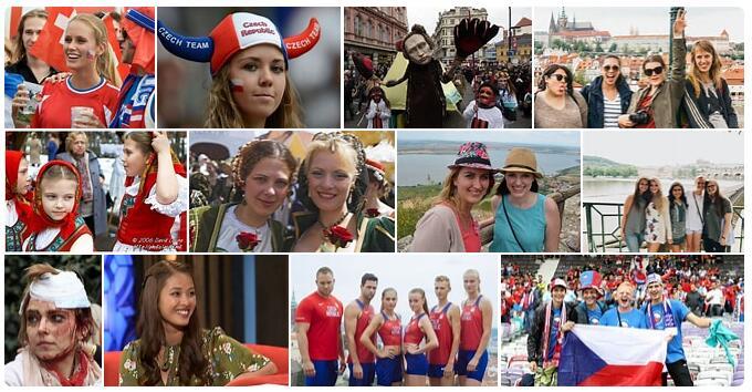 People in Czech Republic