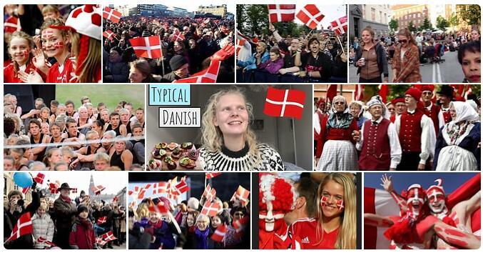 People in Denmark