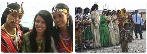 People in Djibouti