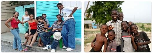 People in Dominican Republic