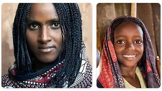 People in Eritrea