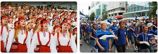 People in Estonia