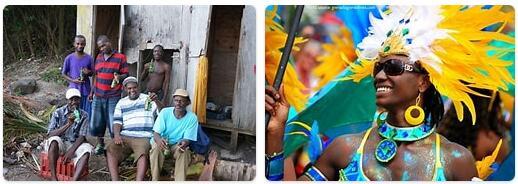 People in Grenada