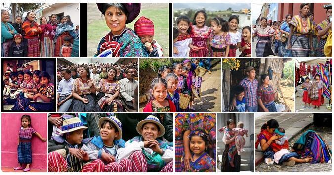 People in Guatemala