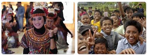 People in Indonesia