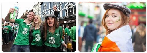 People in Ireland
