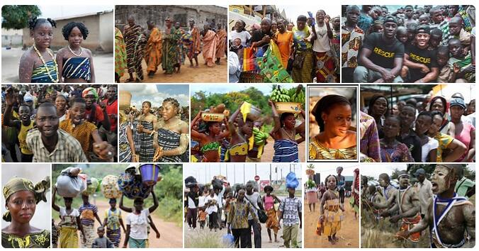 People in Ivory Coast