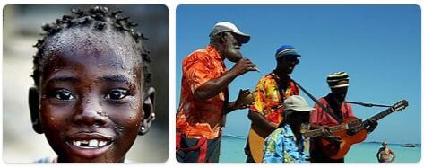 People in Jamaica