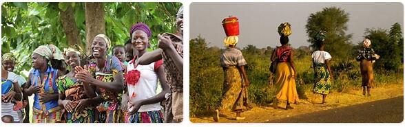 People in Malawi