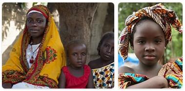 People in Mali