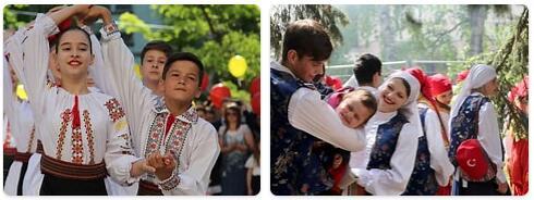 People in Moldova