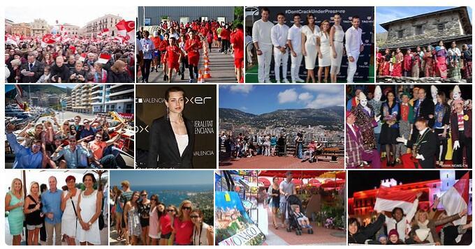People in Monaco