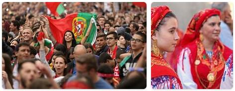People in Portugal