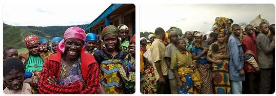 People in Republic Of The Congo