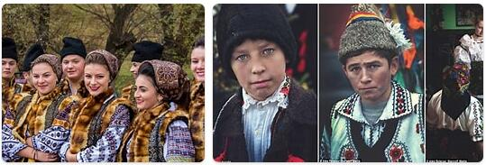 People in Romania