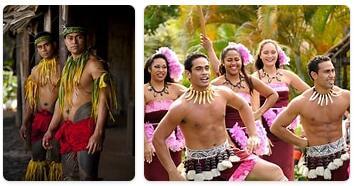 People in Samoa