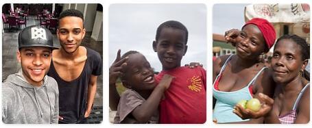 People in Sao Tome and Principe