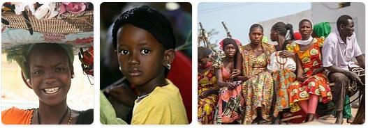 People in Senegal