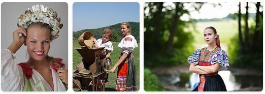 People in Slovakia