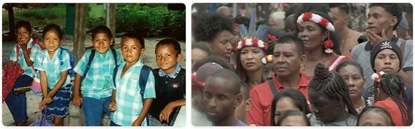 People in Suriname