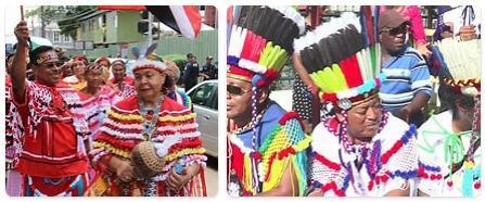 People in Trinidad and Tobago