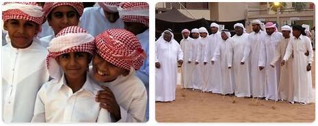 People in United Arab Emirates