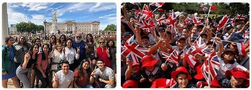 People in United Kingdom