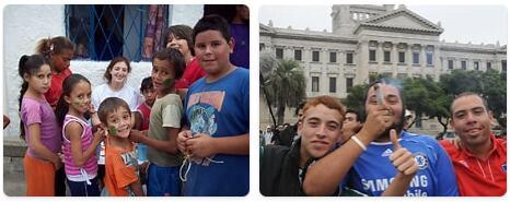 People in Uruguay