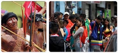 People in Venezuela
