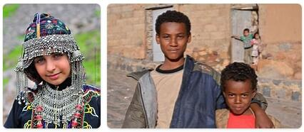 People in Yemen