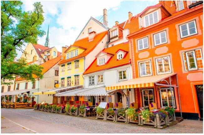 Riga is an affordable city for a taste trip