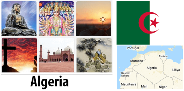 Algeria Religion