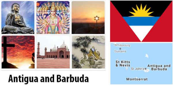 Antigua and Barbuda Religion