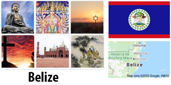 Belize Religion