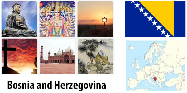 Bosnia and Herzegovina Religion