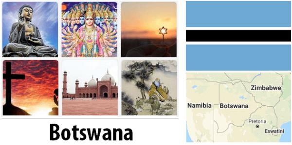 Botswana Religion