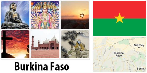 Burkina Faso Religion
