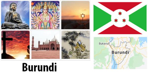 Burundi Religion